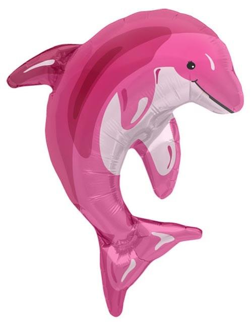 Delfiner kan lindra depressioner