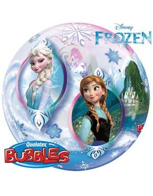 Bubble Balloon med bild av Elsa och Anna - Frost - Disney Frozen d0e08b515e6f0