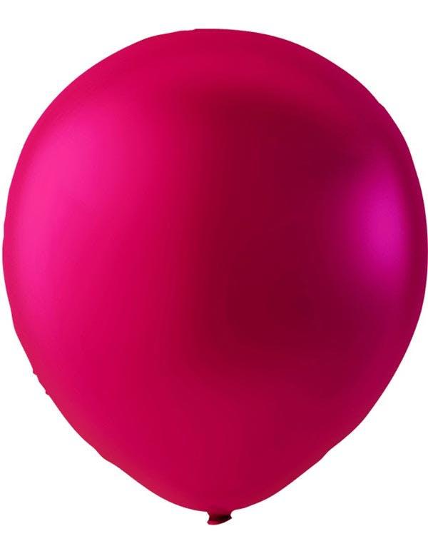 d5b45c1c 100 stk 23 cm MEGAPACK - Rosa Metallic Ballonger