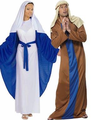 Parkostym - Jungfru Maria och Josef e2acebb055ced