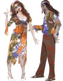 4137791c3 Zombie - Kostymer og Tilbehør med Tema | Superkul.no