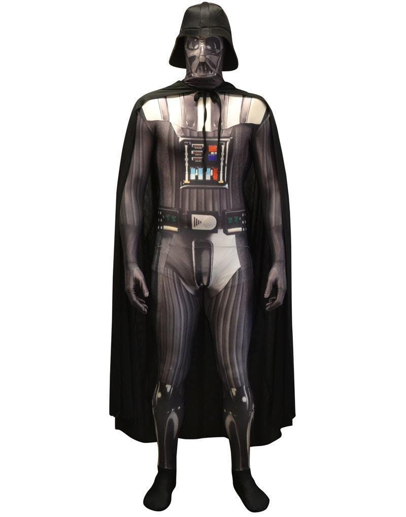 Parkostym - Licensierad Morphsuit Star Wars Darth Vader   Stormtrooper 06da4c23b2888
