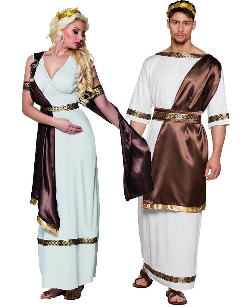 sexy topper gresk gudinne kostyme