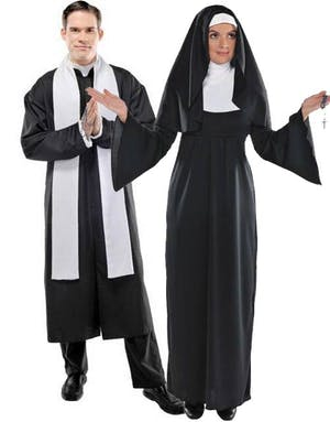 Parkostym - Präst och Nunna 344cce40a5da3
