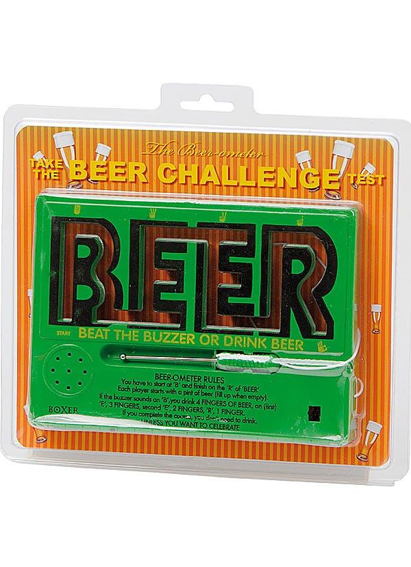 74f4c96d9 Beer Challenge Test - Beer-O-Meter