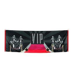 74x220 cm Banner - VIP Party b135cb7800d26