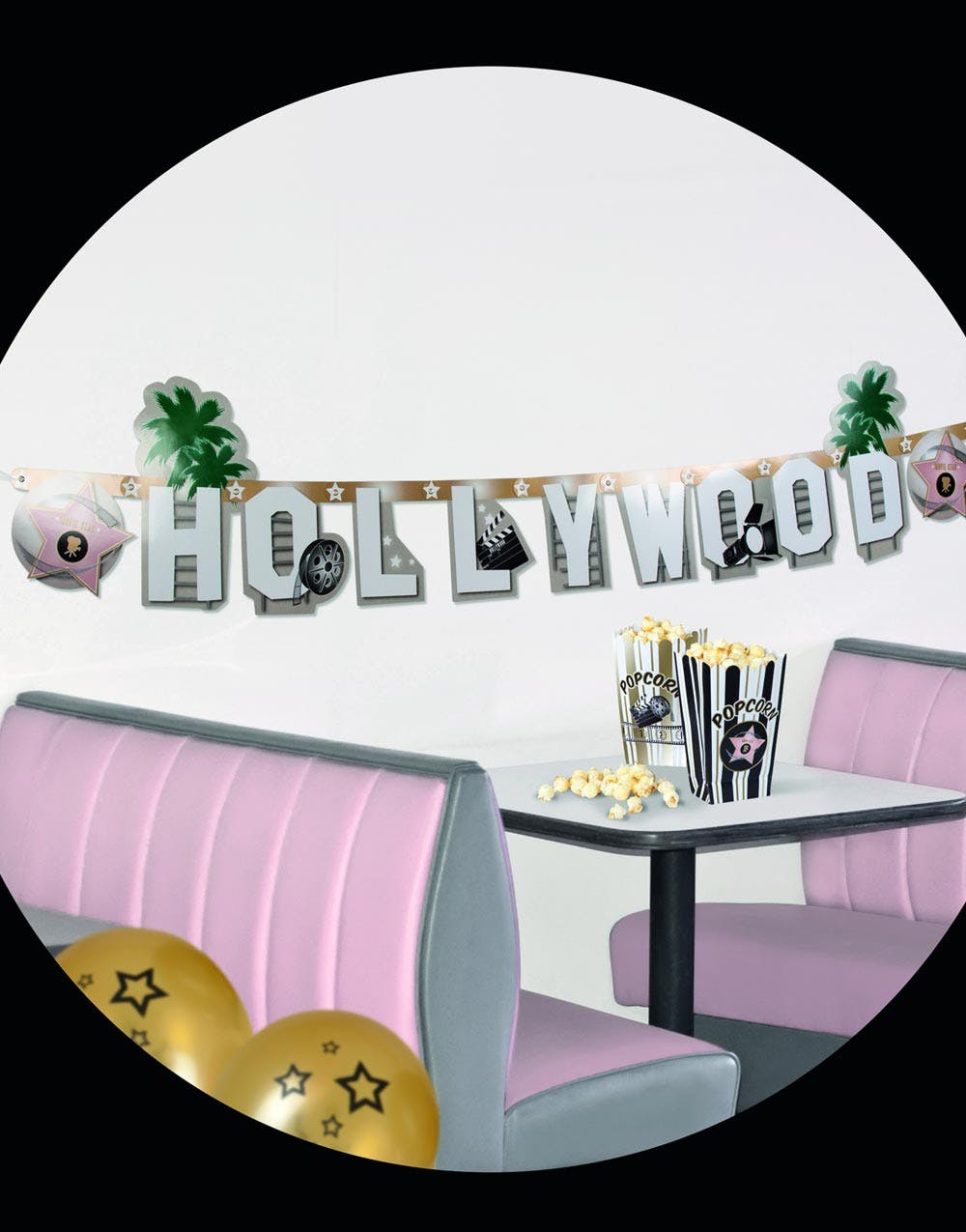 39aa805441c0 135 cm Banner - Hollywood Fame ...