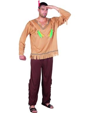 Flygande Örn - Indiankostym 3972d4e770143