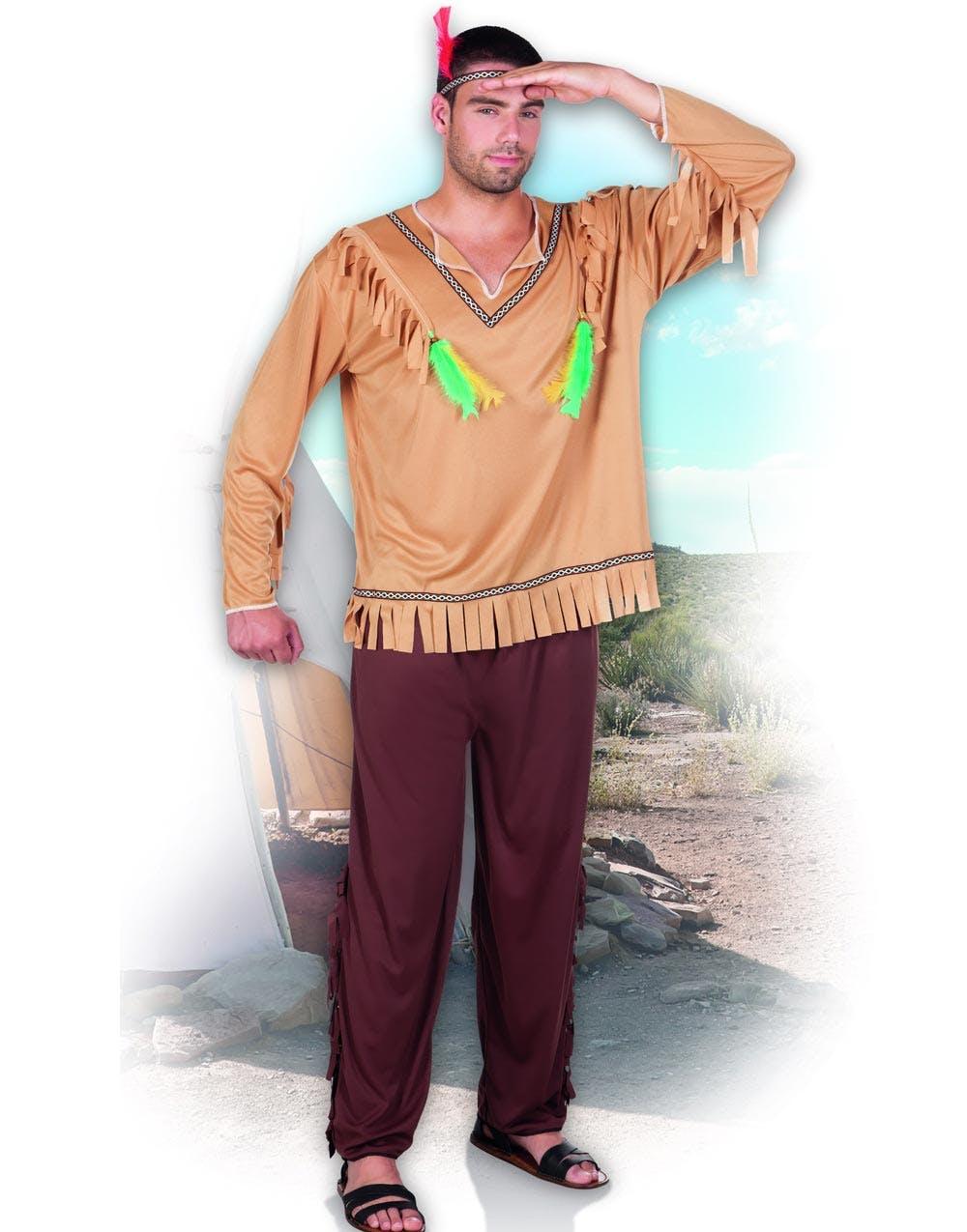 Flygande Örn - Indiankostym Flygande Örn - Indiankostym 04b1a4f645cc6