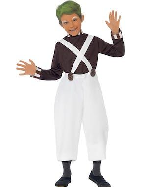 Ompa Lompa Kostyme til Barn 2e3a2c6cc83e5