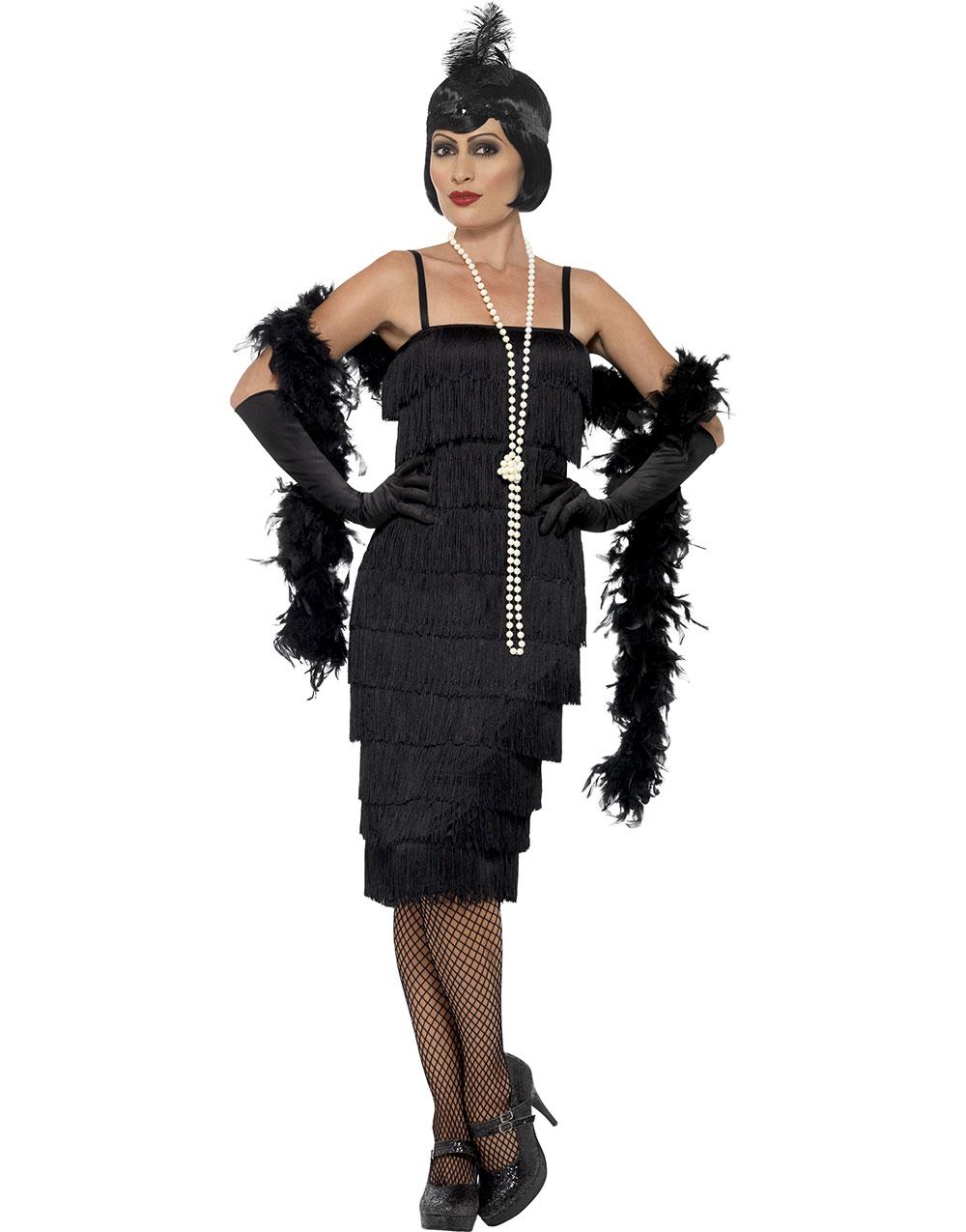 Catherine The Gatsby Flapper Damekostyme