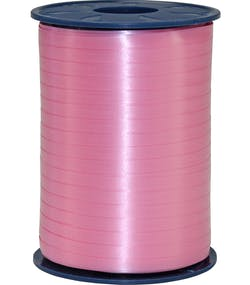 500 meter Ljus Rosa Ballong Presentband - 5 mm Brett 88f3944de8880