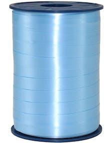 2f45ad93 250 meter Ljus Blått Ballongsnöre / Presentband - Extra Brett 10 mm