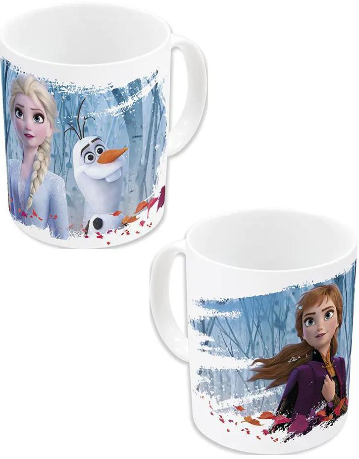 Frost Frozen Kopp og veske Barneservise Disney