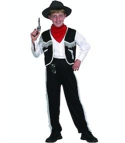 Cowboy Charmören - Komplett Barnkostym med Hatt a03c2297dd40c