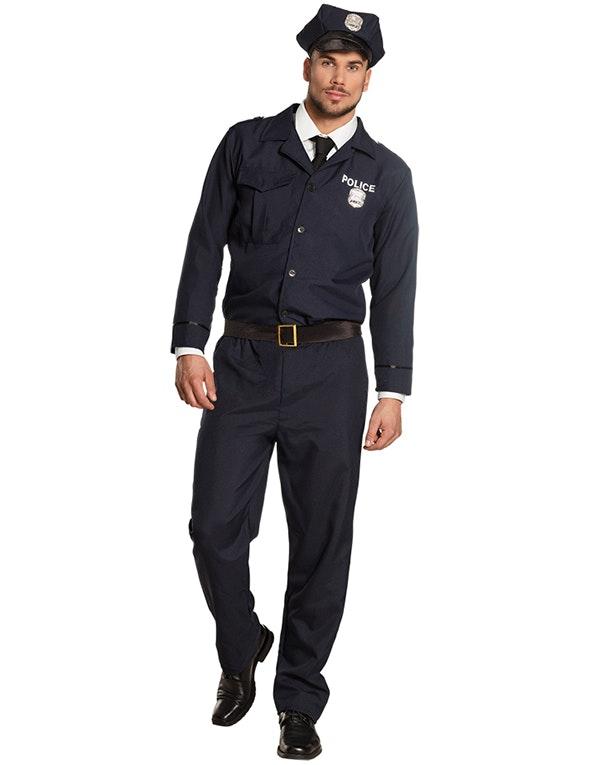 polisuniform maskerad clubwear kläder