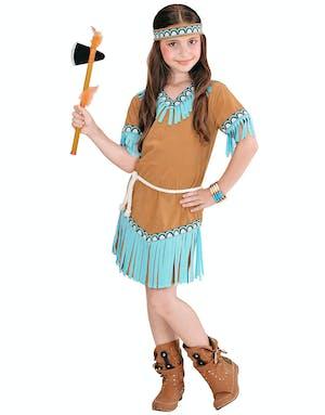 6ee89ccc Brunt Indianerkostyme til Barn - Se Alle Våre Kostymer - Kostymer ...
