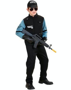 SWAT Polisdräkt (Barn) - Polis - Yrken - Maskeraddräkter Efter Tema ... 810bd31d243fa