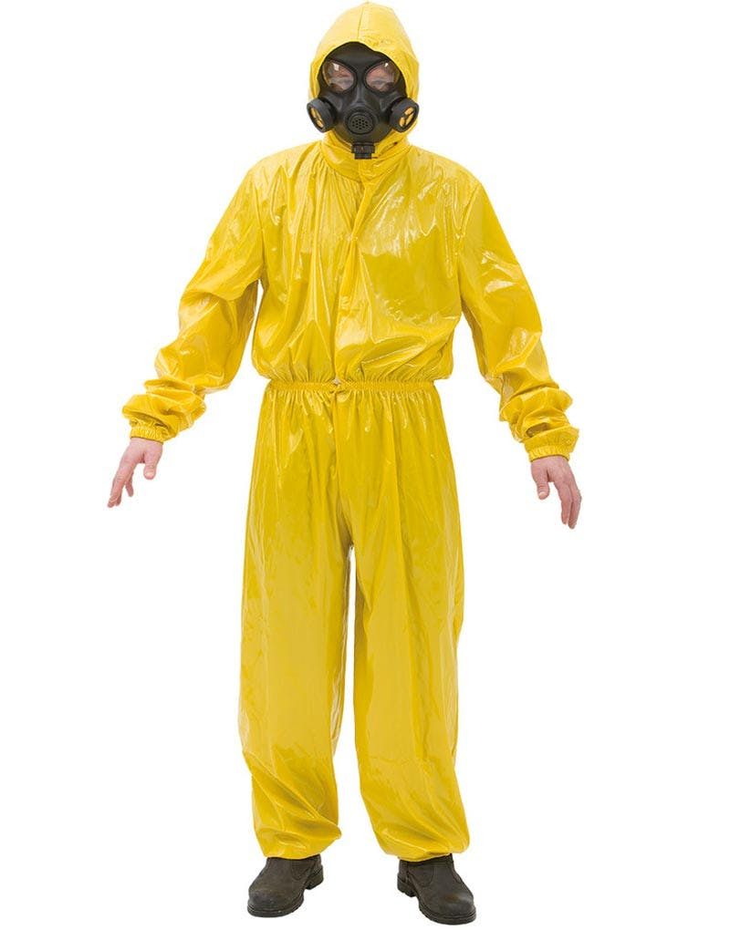 Walter White/Jesse Pinkman - Breaking Bad Hazmat Suit ...