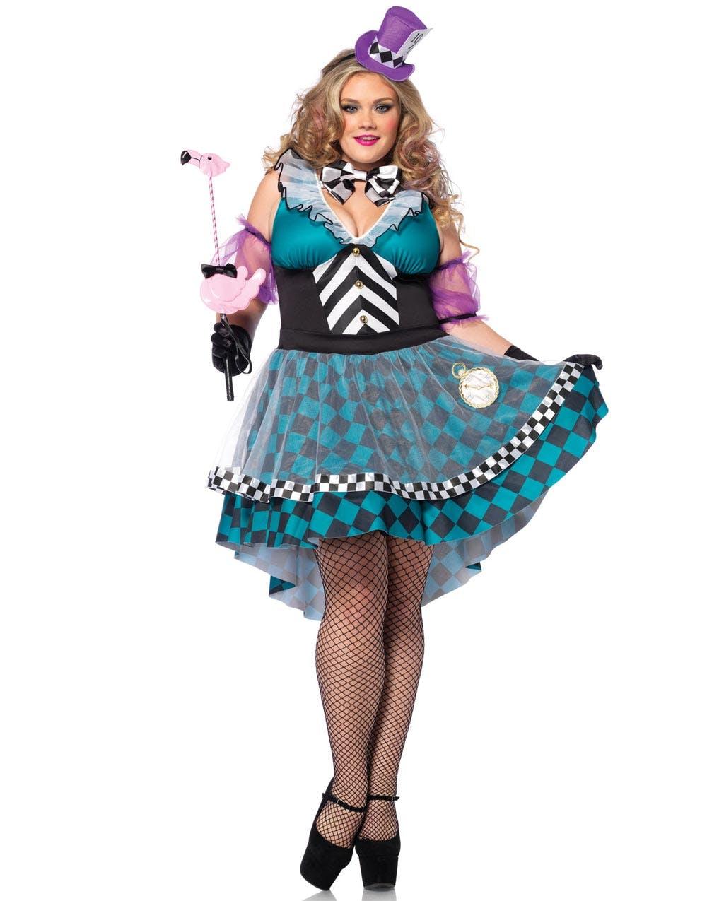 webcamgirls kostymer i store størrelser