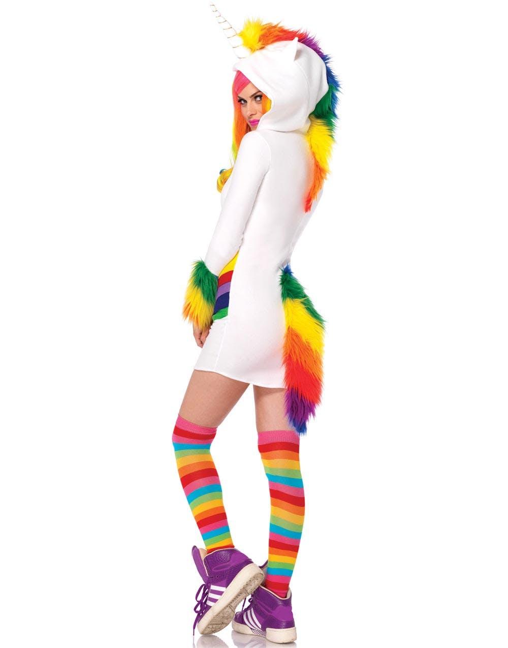 Fantasy Unicorn - Lyxkostym 0760f2586ba16