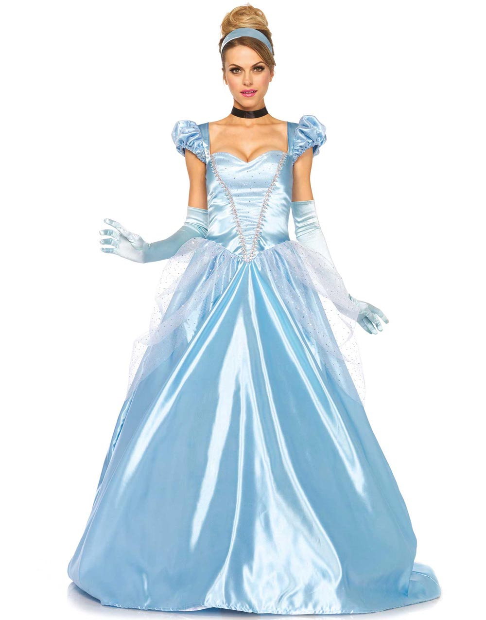 Cinderella Askepott Luksuskostyme