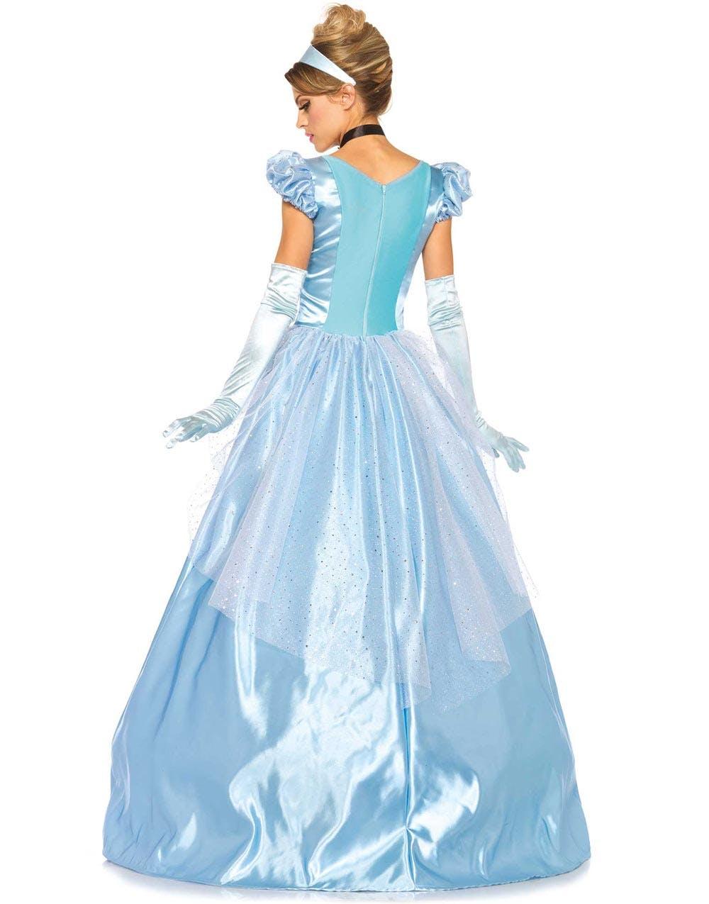 1108315b3 Cinderella - Askepott Luksuskostyme