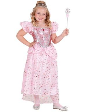 0931a61ba370 Rosa Prinsessa - Maskeraddräkt (Barn) - Se alla våra Maskeraddräkter ...