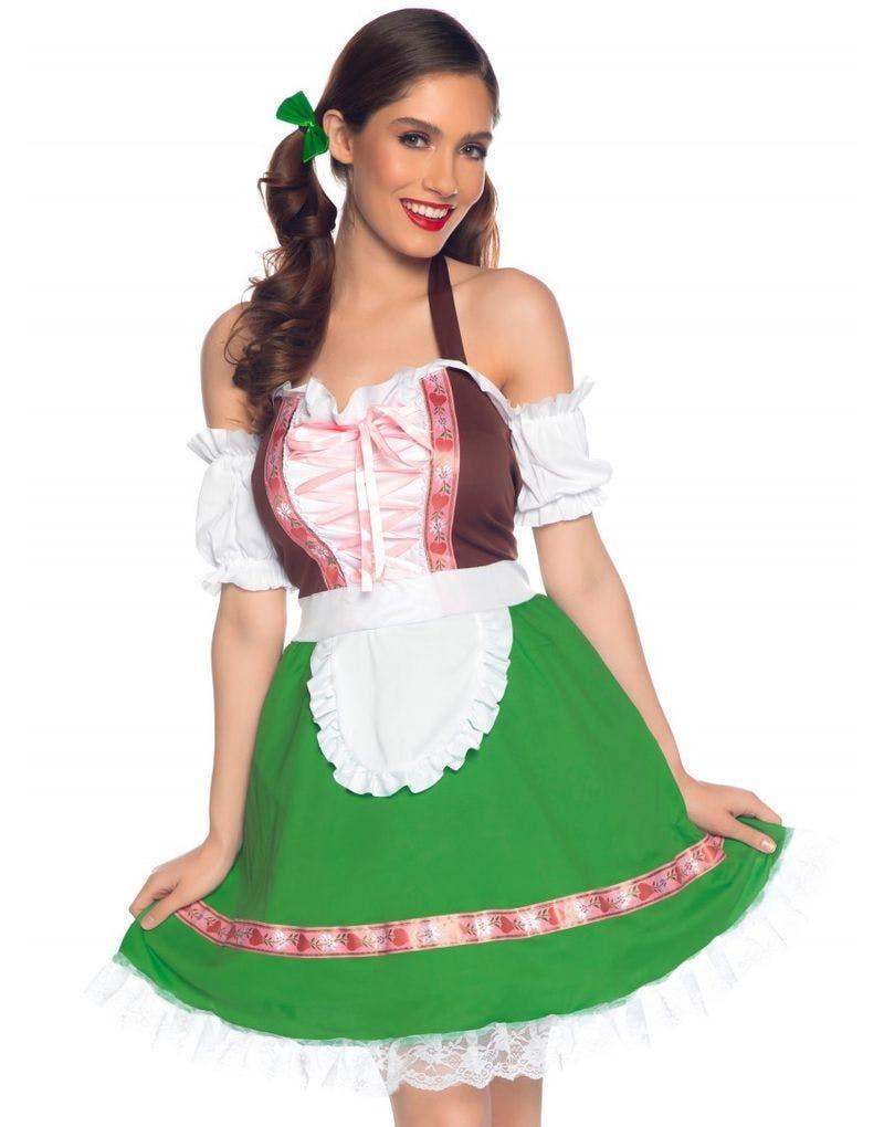 Tøj originalt oktoberfest Oktoberfest kostume