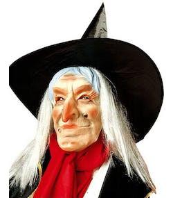 Trollkvinna - Mask med Hatt och Hår 47d4c6c9190c2