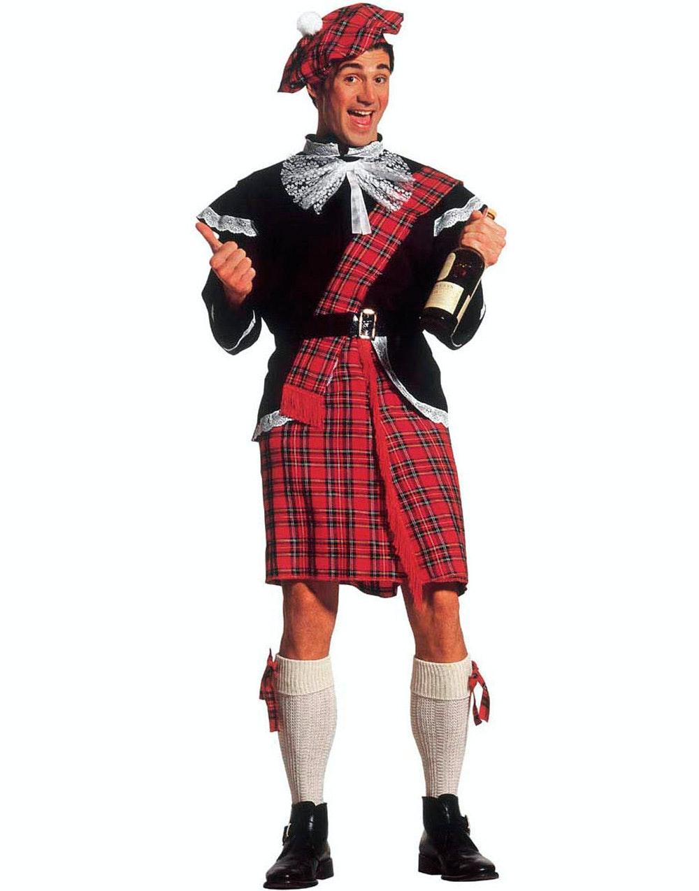 Politi Kostyme Mann Granny Swinger