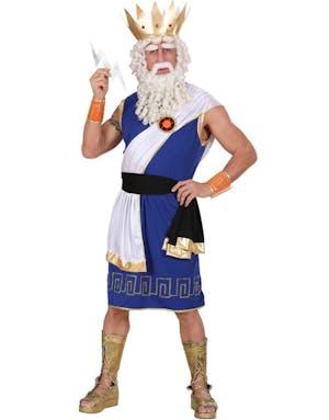 Zeus Grekisk Gud - dräkt f61b605574512