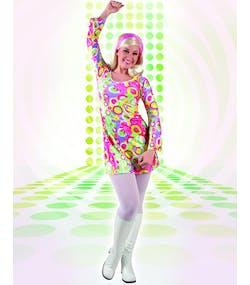 080c395b Festive Hippie Girl - Kostyme