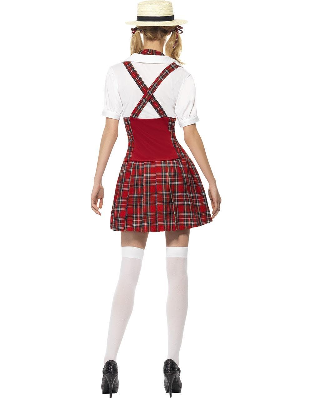 Snygg Skolflicka Uniform - Damdräkt bf5478ca5f9ff