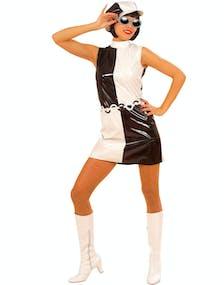 85b35093 60-tallets It Babe Kostyme