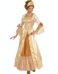 d1495aa1 Fransk Baronesse Prinsesse - Kostyme