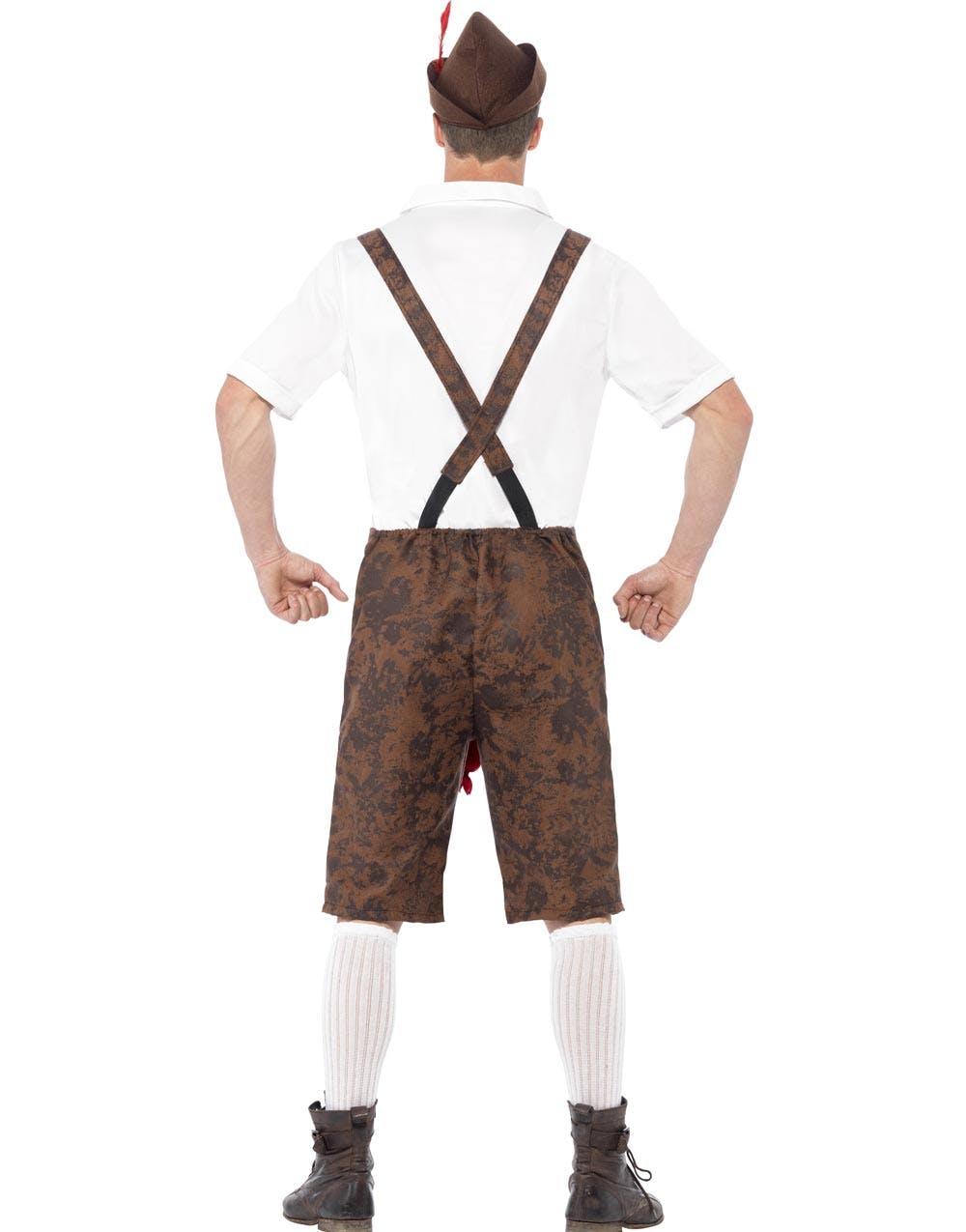 tatueringar tysk kostym