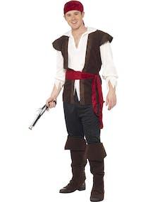 Pirater   Sjörövare - Maskeraddräkter Efter Tema - Maskeradkläder c310f1a06a1cf