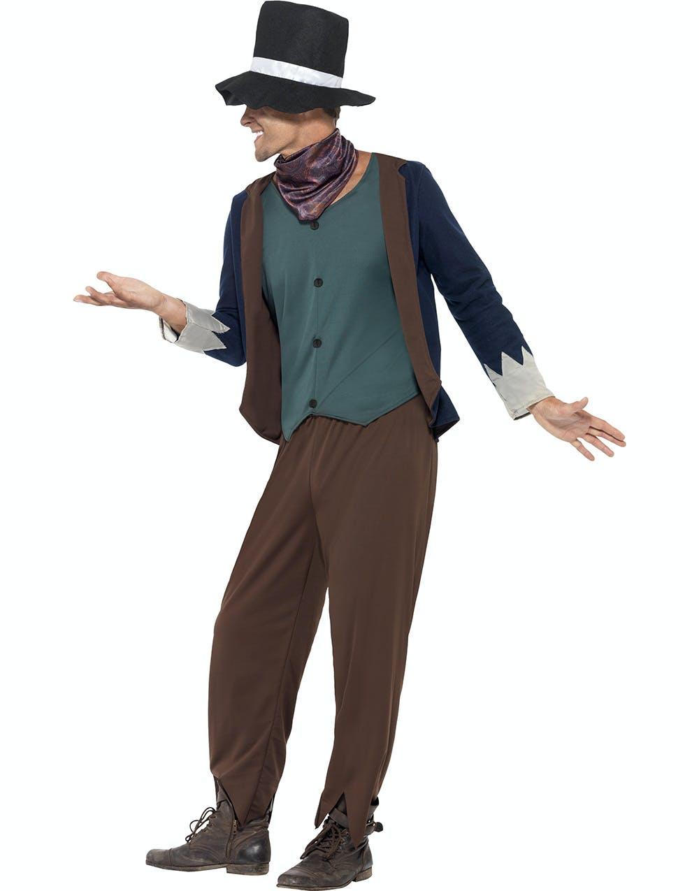 0779a37d9 fabrikkoverhalt motor toyota Bert fra Mary Poppins, kostyme til Mann