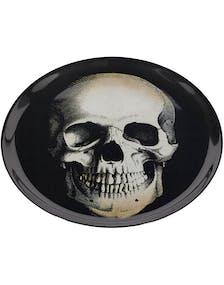 2d490a315 Serveringsbrett i Hardplast 34 cm - Cracked Skull
