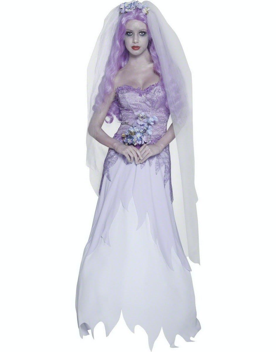 e4ec3b73b868 Gothic Ghost Bride Kostyme ...