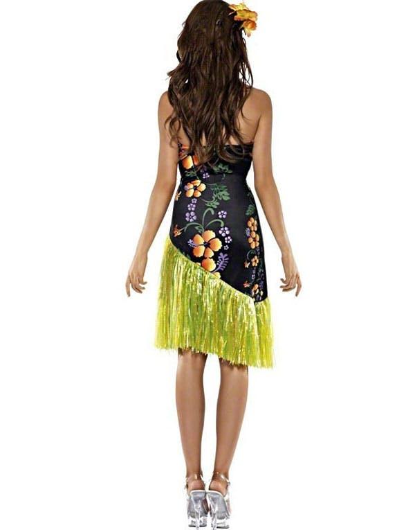 e9ace50669d7 Hawaii-Kjole med Blomster