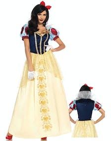 9ba52723 Eventyrprinsessen Snøhvit - Luksuskostyme til Dame