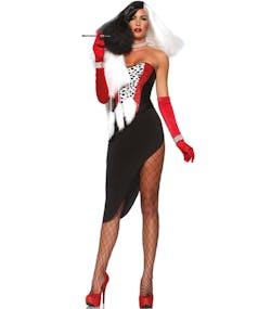 3e561257 Cruella Diva - Damekostyme
