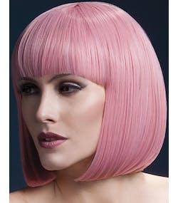 Elise Delux Wig – Pastellrosa Bobfrisyr eb3668e597bcf