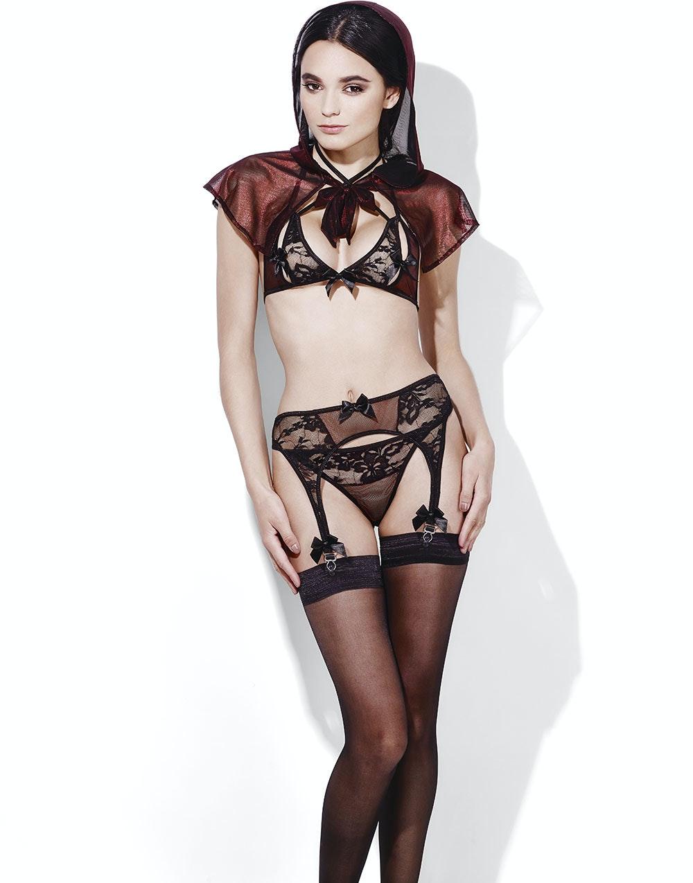 sexy stockings menn i dameklær