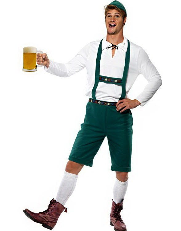 Oktoberfest dräkt för man 7f4871474baad