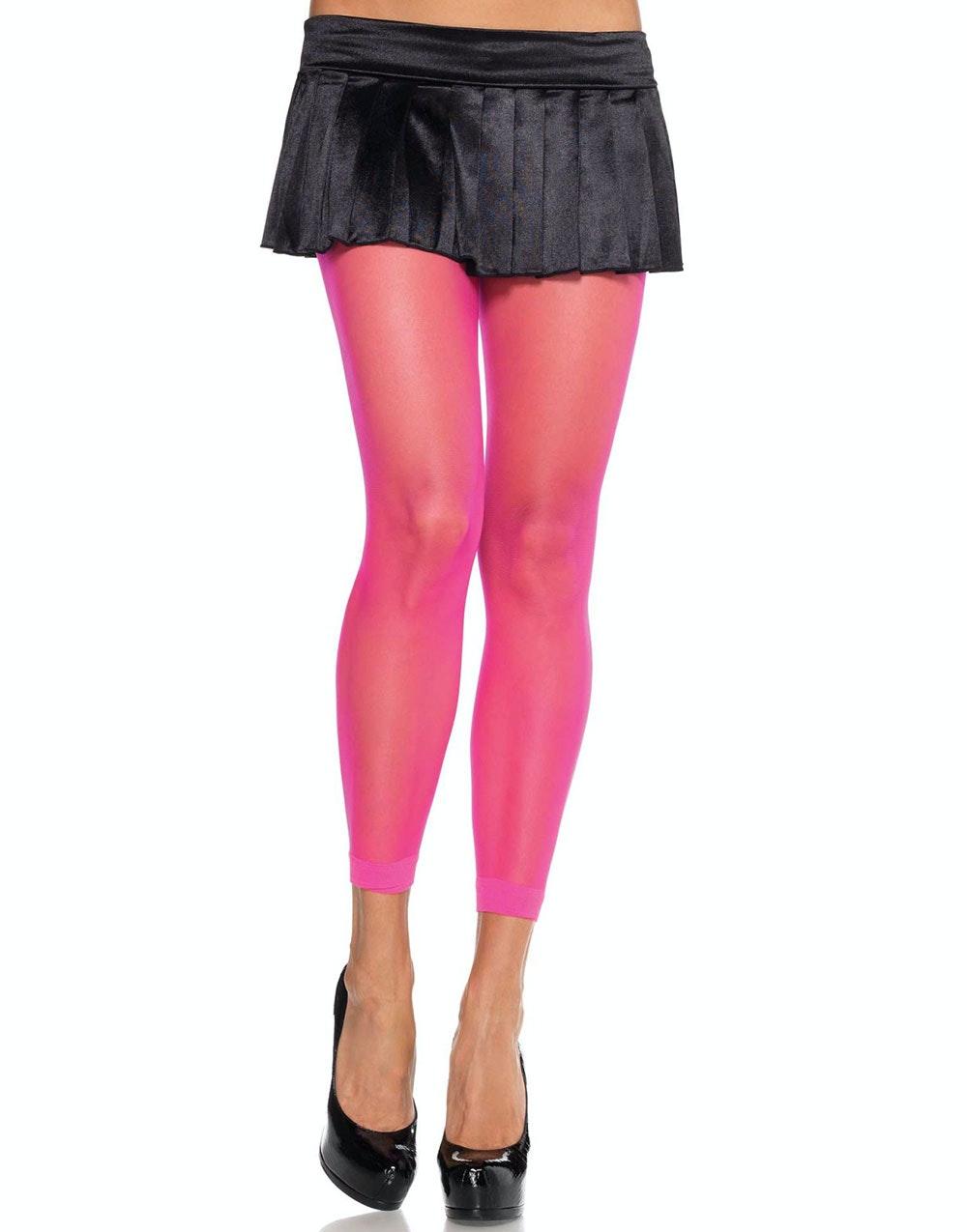 latex leggings genomskinliga kalsonger