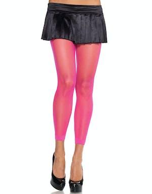 Enfärgade Neonrosa Leggings 8381ccdc6216f