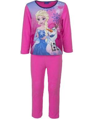 9f3f2f94 Rosa Elsa og Olaf Pyjamas / Kosedress i Fleece til Barn